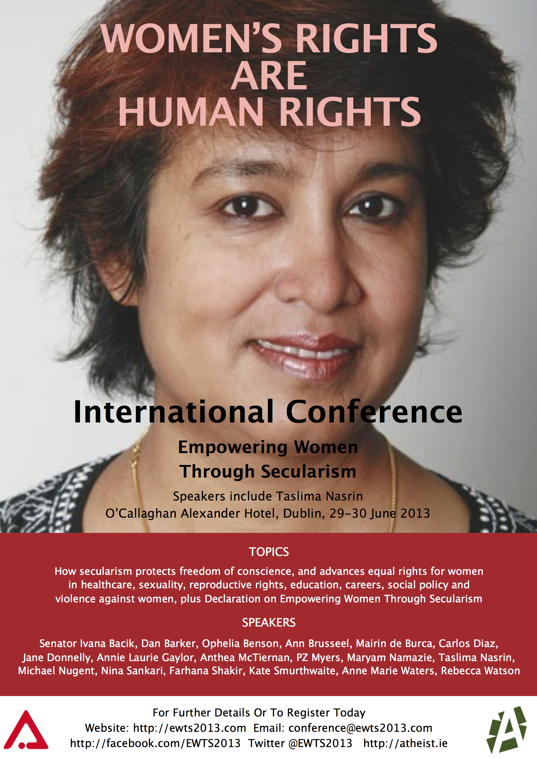 international conference on women empowerment Women, the international labour organization, the oecd, and the united nations development programme  emphasized at the global conference on women's economic empowerment hosted jointly by canada and un women in ottawa in october 2011 in the conference's statement of action, canada, in line.