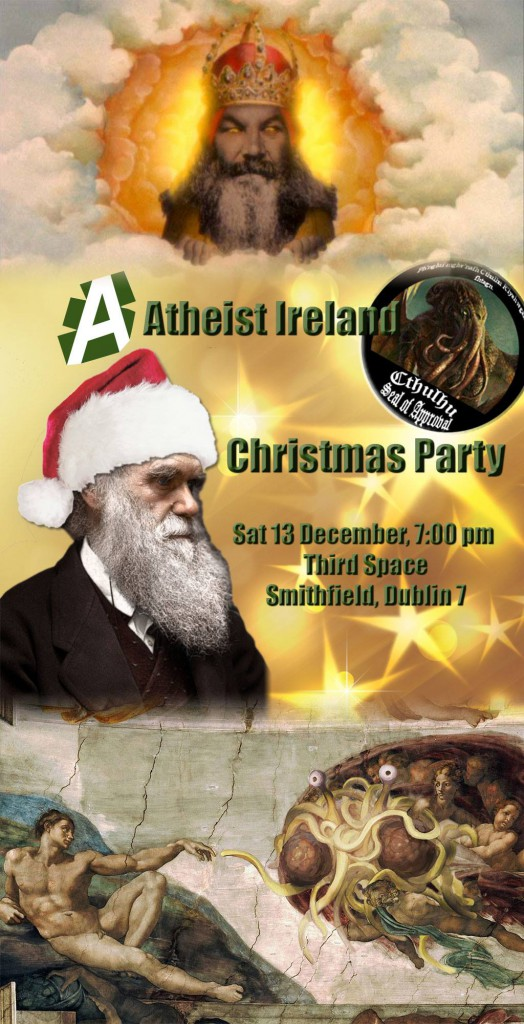 AI Christmas Party