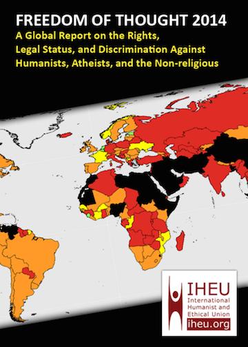 IHEU Report 2014