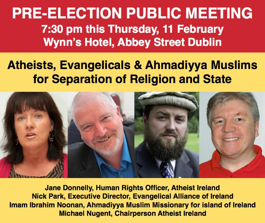 Minorities Public Meeting