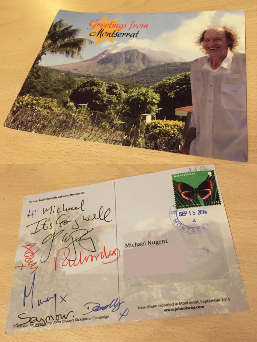 Otway Postcard