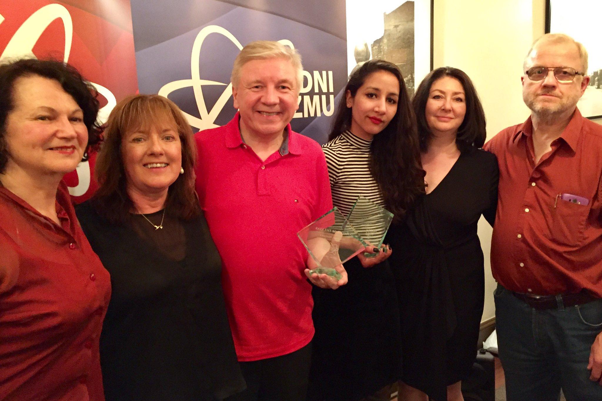 Warsaw Award